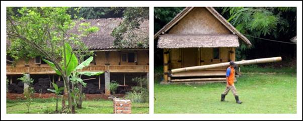 570 Gambar Rumah Kecil Dari Bambu Terbaik